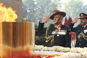Army Chief Gen Rawat to visit J-K today