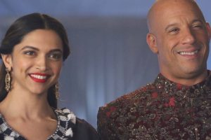 Vin Diesel welcomed in India with 'desi' fanfare