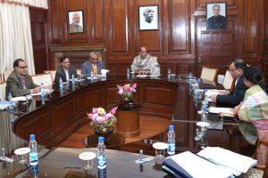 Rajnath extends financial support to Uttarakhand, Karnataka