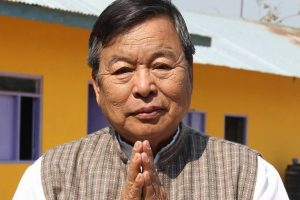 DoNER Minister Jitendra Singh condoles NEC member Gangmumei Kamei's death