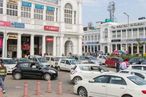 Connaught Place to be no-vehicle zone starting Feb