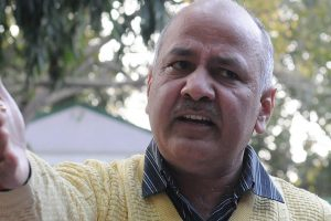 Centre using CBI to frame, arrest Kejriwal: Sisodia
