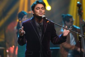AR Rahman trolled for singing 'Tamil songs' at London concert