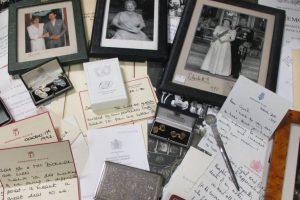 Handwritten Princess Diana letters break estimates at auction