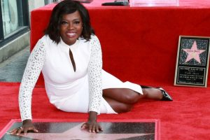 Viola Davis remembers father during emotional Walk of Fame