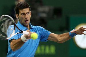 Djokovic, Murray reach Qatar Open semifinals