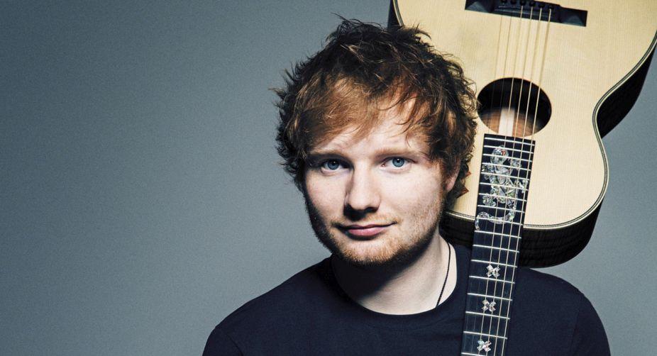 Ed Sheeran unveils two singles