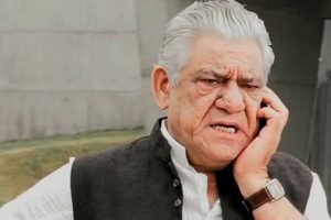 My contribution will be visible once I leave this world: Om Puri
