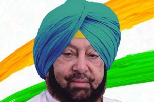 Captain Amarinder vows to expose Badals in Nabha, Fazilka jail cases
