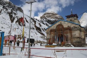 Kedarnath reconstruction team files case against RTI activists