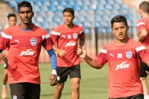 I-League: Bengaluru FC embark on title defence against Lajong