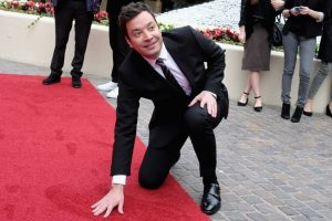 Jimmy Fallon doesn't worry about competition