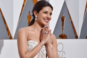 Priyanka campaigns for neglected dogs with Tom Hardy