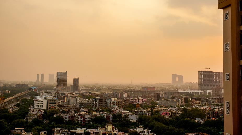 Shallow fog, MeT department, Delhi weather, temperature, Delhi