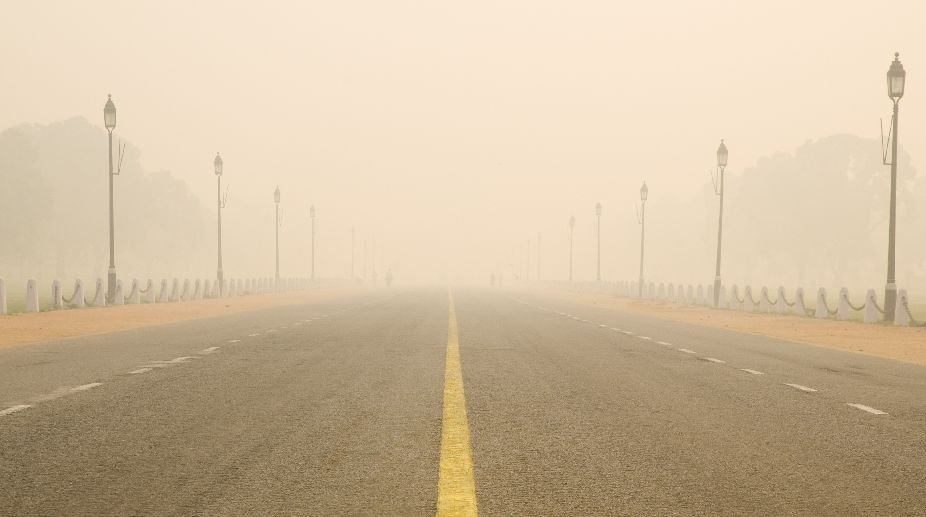 Cold, Foggy, Temperature, Delhi