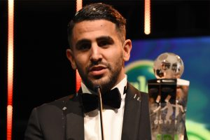 Onyango, Mahrez win big at African Player of the Year awards