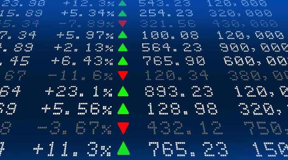Stock market, Market data, Mumbai