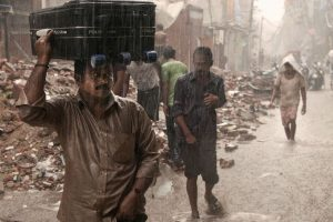 Heavy rain forecast in Odisha