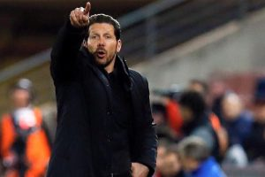 Atletico need to up their game in 2017: Diego Simeone