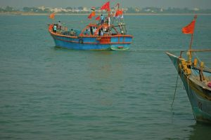 Indian fishermen released from Pak jail arrive in India