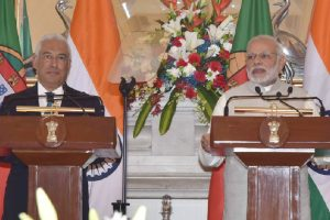 India, Portugal sign defence, six other pacts to boost ties