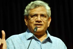 Basic tenets of Constitution under threat: Sitaram Yechury