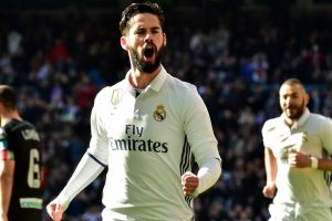La Liga: Real Madrid equal record in Granada romp