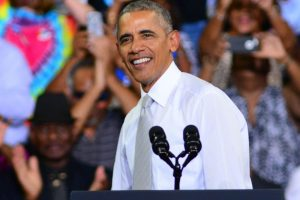 Hollywood stars salute Barack Obama for his achievements