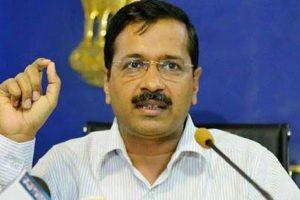 Modi using mother for political benefit: Kejriwal
