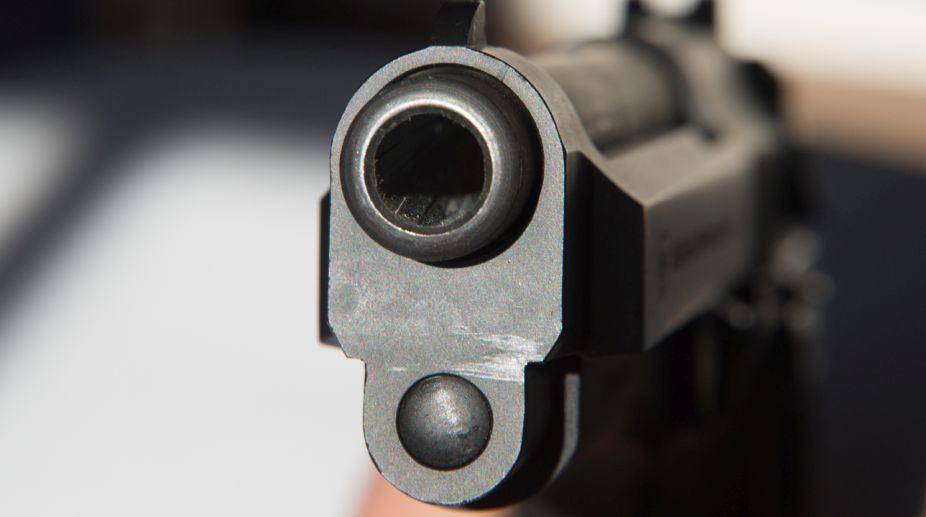 crime, gun, celebratory firing