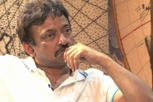 RGV booked for obscenity a day before 'GST' release