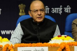 Money deposited will not change colour automatically: Jaitley