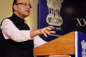 Cong responsible for terrorism in Punjab: Jaitley