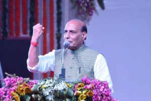 Demonetisation hit Maoists, terrorists: Rajnath Singh