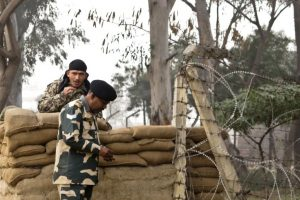 Jammu and Kashmir: Pakistan violates ceasefire along LoC