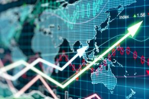 Key Indian equity market indices trading in green