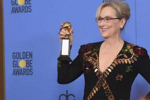Meryl Streep slams Donald Trump at Golden Globes