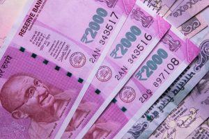 Rupee again breaches 68-mark, sheds 24 paise