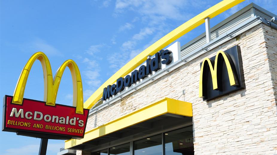 McDonald, North India, East India, Fast Food