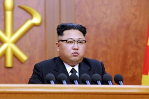 Kim asks for strengthening of N.Korea's nuclear force