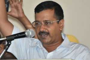 Arvind Kejriwal attacks Congress over its Punjab poll manifesto