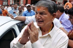 Uttarakhand ex-CM Harish Rawat admitted to Delhi hospital