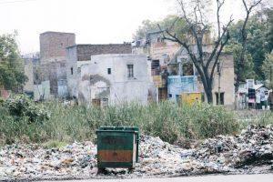 Sanitation workers dump muck on streets, go on strike