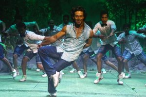 Tiger Shroff admires Lord Shiva for action skills