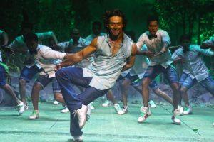 Tiger Shroff admires Lord Shiva for action skills