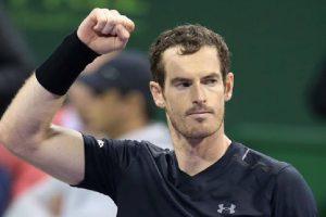 Kerber, Murray to play in Dubai Tennis Championships