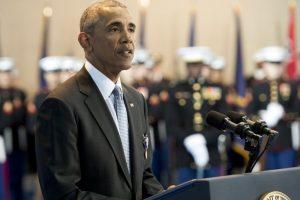 Obama named winner of JFK 'Profile in Courage' Award