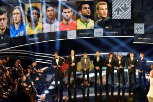 Real Madrid, Barcelona dominate FIFA FIFPro World XI