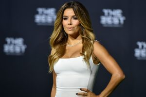 Pregnant Eva Longoria thanks family for support