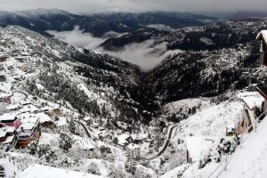 Jammu records season's coldest night, valley shivers